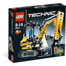 LEGO Compact Excavator Set 8047 Packaging