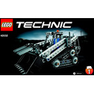 LEGO Compact Tracked Loader Set 42032 Instructions