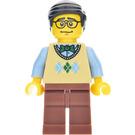 LEGO Computer Programmer Minifigure