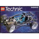 LEGO Concept Car Set 8432 Instructions