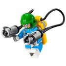 LEGO Condiment King Minifigure