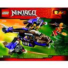 LEGO Condrai Copter Attack Set 70746 Instructions