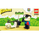 LEGO Constable Clarke Set 3789