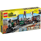 LEGO Constitution Train Chase Set 79111 Packaging