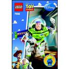 LEGO Construct-a-Buzz Set 7592 Instructions