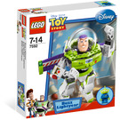 LEGO Construct-a-Buzz Set 7592 Packaging