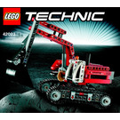 LEGO Construction crew Set 42023 Instructions