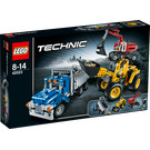 LEGO Construction crew Set 42023 Packaging