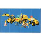LEGO Construction Crew Set 6565