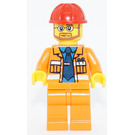 LEGO Construction Foreman Minifigure