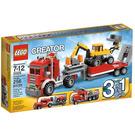 LEGO Construction Hauler Set 31005 Packaging