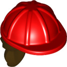 LEGO Construction Helmet with Hair (16178 / 29211)