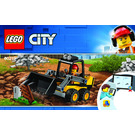 LEGO Construction Loader Set 60219 Instructions