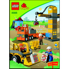 LEGO Construction Site Set 4988 Instructions