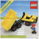 LEGO Construction Truck Set 6652