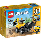 LEGO Construction Vehicles Set 31041 Packaging