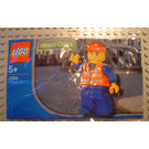 LEGO Construction Worker Set 3384
