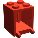 LEGO Container 2 x 2 x 2 with Solid Studs (4345)