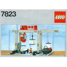 LEGO Container Crane Depot Set 7823