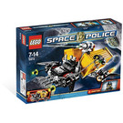 LEGO Container Heist Set 5972 Packaging