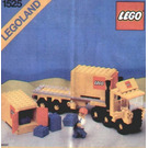 LEGO Container Lorry Set 1525-1