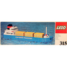 LEGO Container Ship Set 315-2