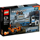 LEGO Container Yard Set 42062 Packaging