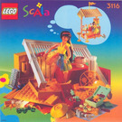 LEGO Cool Ice Cream Café Set 3116