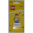 LEGO Copenhagen Store Magnet (853313)