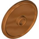LEGO Copper Round Shield (17835)