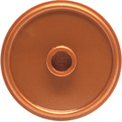LEGO Copper Round Shield (17835)