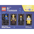 LEGO Cops and Robbers minifigure collection (5004574)