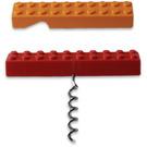 LEGO Corkscrew & Bottle Opener (EL715)