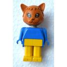 LEGO Cornelius Cat Fabuland Minifigure