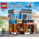 LEGO Corner Deli Set 31050 Instructions