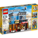 LEGO Corner Deli Set 31050 Packaging