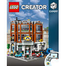 LEGO Corner Garage Set 10264 Instructions