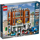 LEGO Corner Garage Set 10264 Packaging