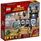 LEGO Corvus Glaive Thresher Attack Set 76103 Packaging