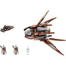 LEGO Count Dooku's Solar Sailer Set 7752