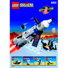 LEGO Countdown Corner Set 6454 Instructions