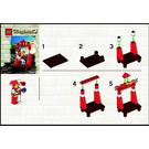 LEGO Court Jester Set 7953 Instructions