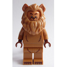 LEGO Cowardly Lion Minifigure
