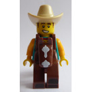 LEGO Cowboy Minifigure