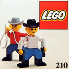 LEGO Cowboys Set 210