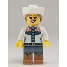 LEGO Cowgirl Minifigure