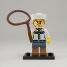 LEGO Cowgirl Set 8833-4