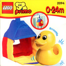 LEGO Cozy Duck Set 2094