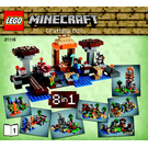 LEGO Crafting Box Set 21116 Instructions
