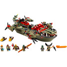 LEGO Cragger's Command Ship Set 70006